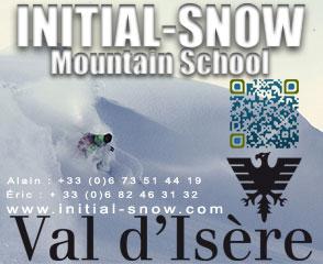 École de ski Val-d'Isère INITIAL SNOW